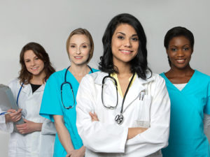 Healthcare Linen Services Group examples of medical professional wear