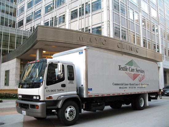 Textile Care Services Mayo Clinic
