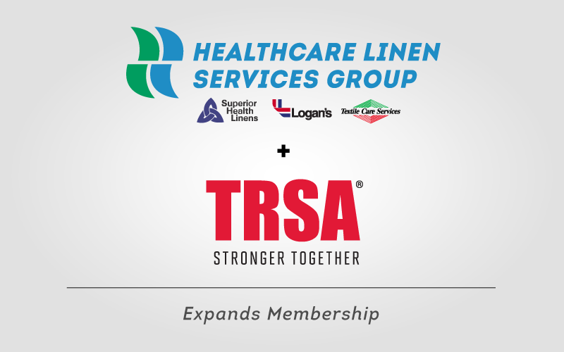 Healthcare Linen Services Group Expands Trsa Membership