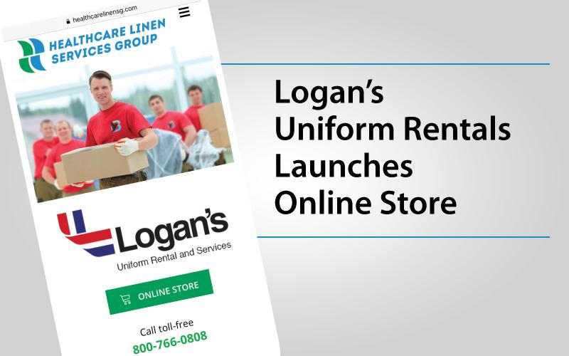 Logan's Uniform Rentals Online Store
